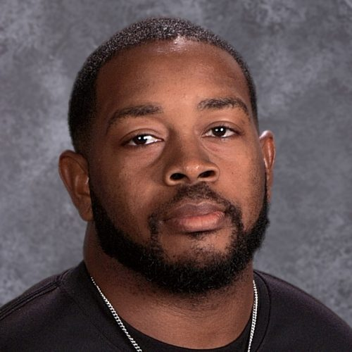 Correy Washington – Assistant Head Football Coach