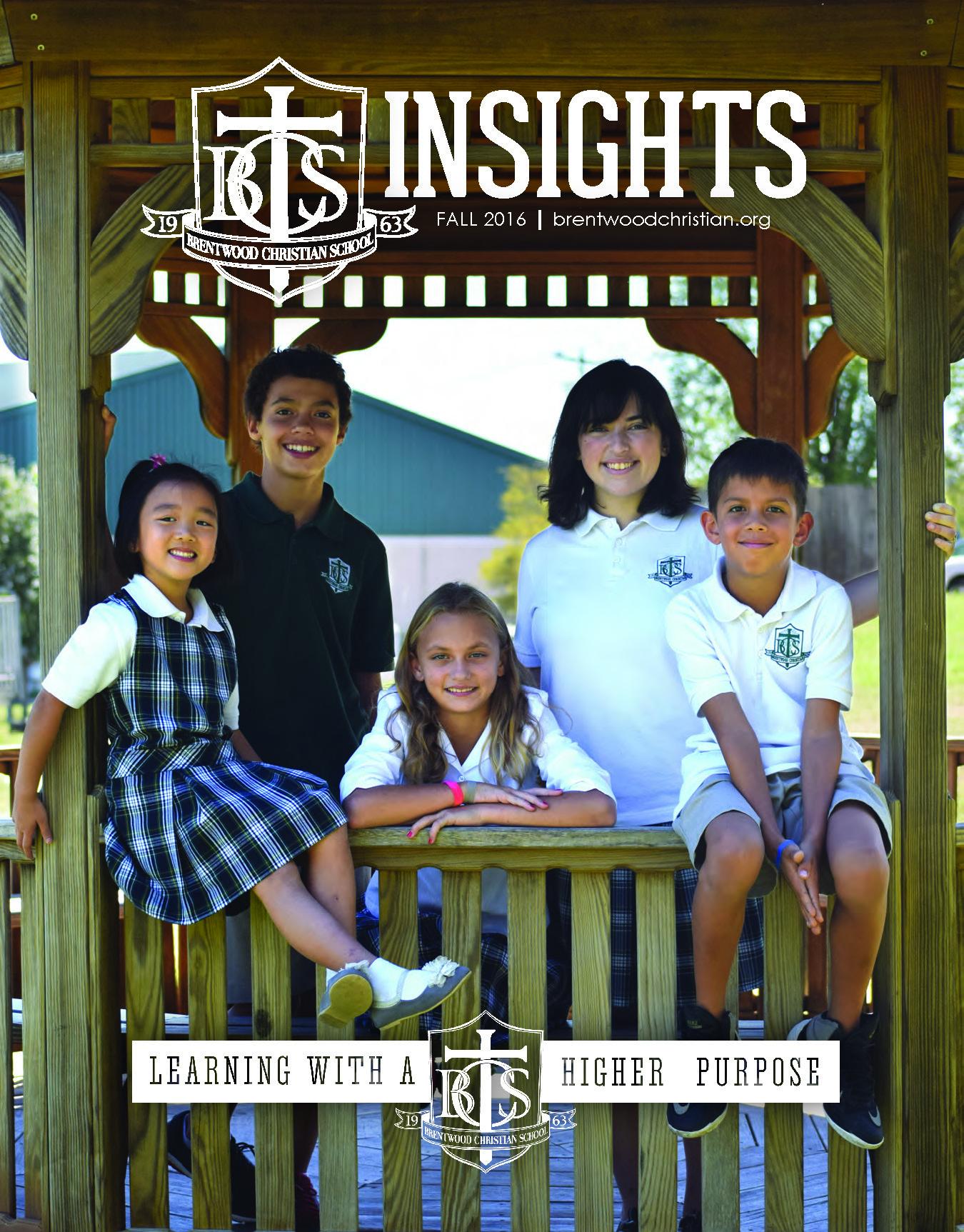 Insights Magazine Fall 2016