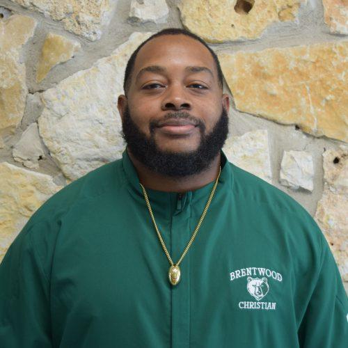 Correy Washington – Associate Athletic Director & Head Football Coach