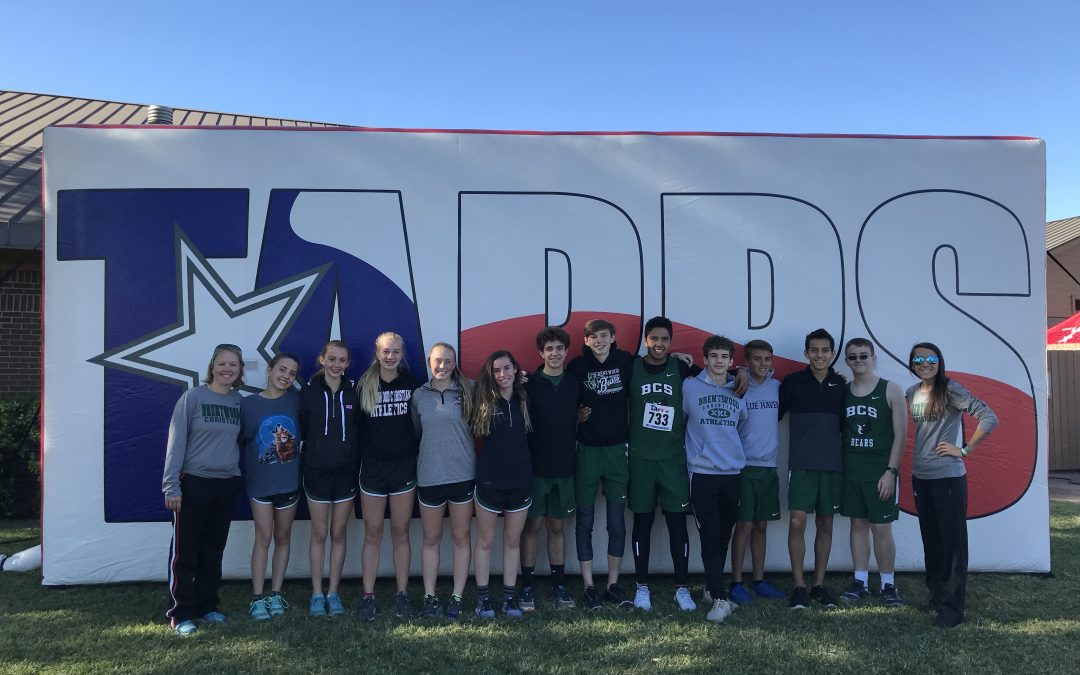 BCS Cross Country State Meet
