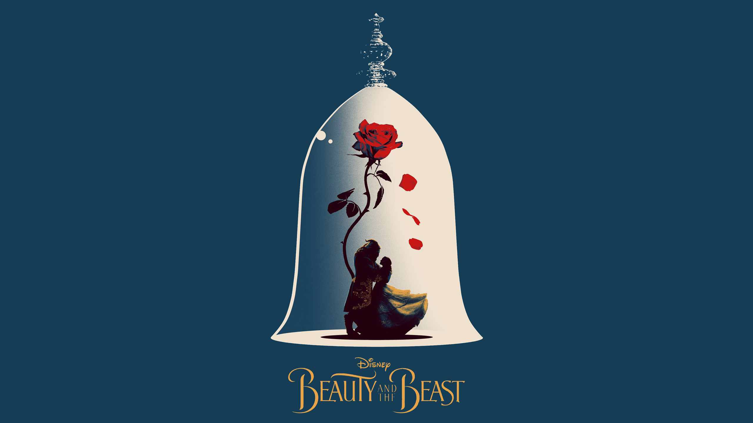 1029574 Popular Beauty And The Beast Wallpaper 2560x1440 Mobile