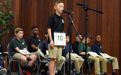 Spelling Bee – The Road to DC